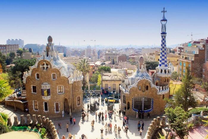 barrio gràcia Barrios más populares de Barcelona