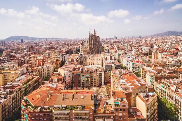 eixample barcelona Barrios más populares de Barcelona