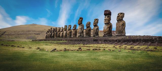 rapa nui isla de pascua 7 motivos para conocer Chile
