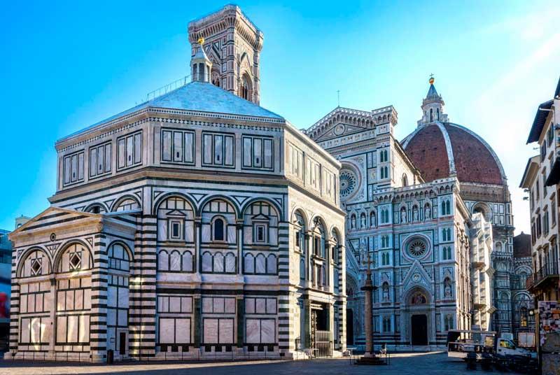 visita florencia Florencia, una visita guiada