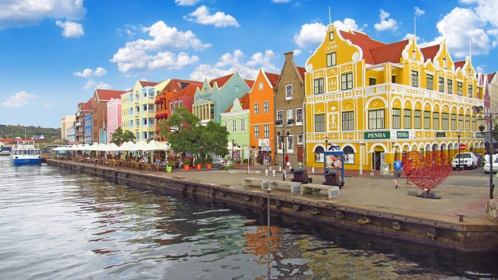 Caribe Curazao Los destinos más baratos en el Caribe