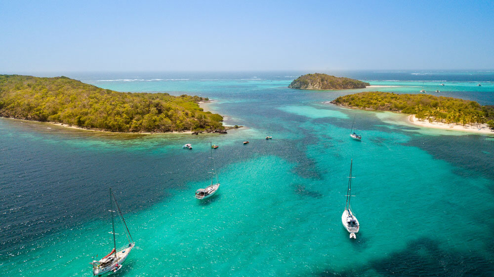 Caribe Tobago Los destinos más baratos en el Caribe