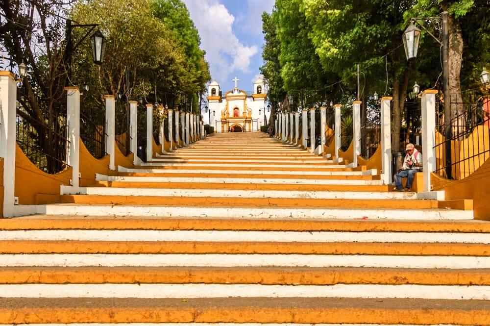 Catedral de Guadalupe en San Cristóbal de Las Casas ¿Qué hacer en San Cristóbal de las Casas, México?