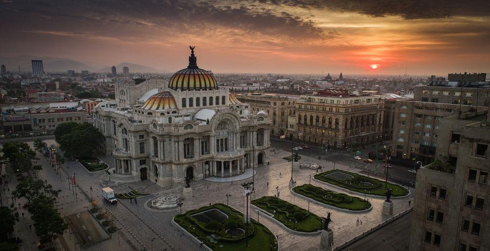 Ciudad de México El palacio de Bellas Artes Descubriendo la Ciudad de México a través de sus museos