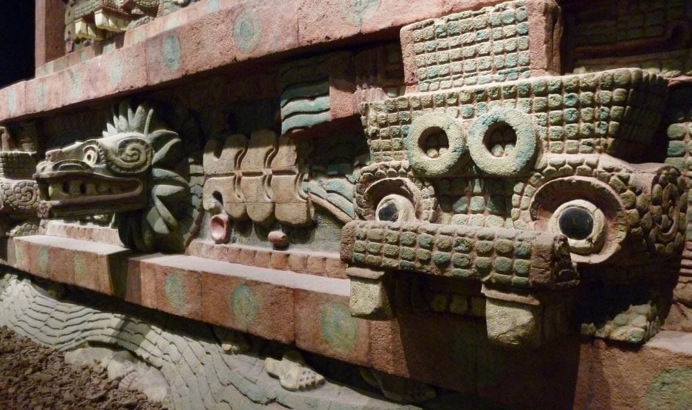 Ciudad de México Museo de Antropología e Historia Descubriendo la Ciudad de México a través de sus museos