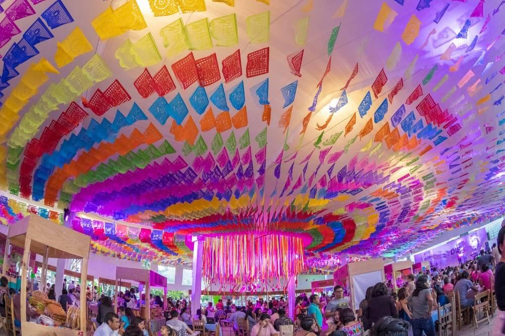 Festividades mexicanas Festival de La Guelaguetza Festividades mexicanas que tienes que vivir