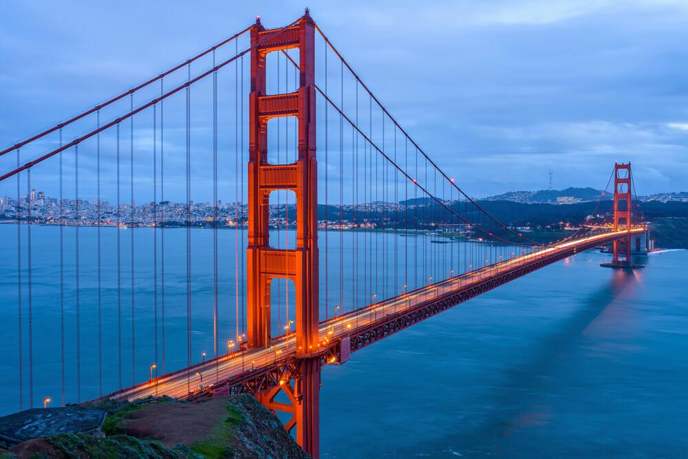 Golden Gate Park 10 ciudades para visitar en los Estados Unidos