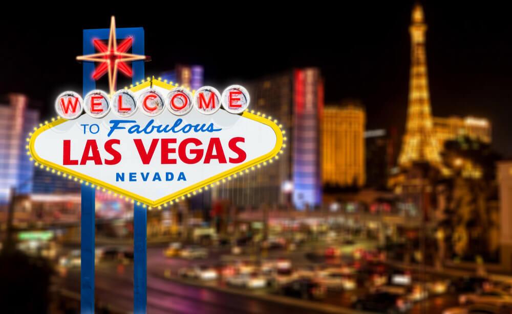 Las Vegas 10 ciudades para visitar en los Estados Unidos