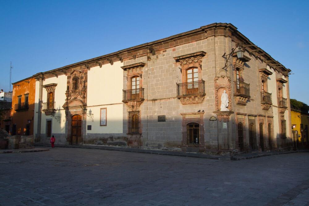 México Museo San Miguel de Allende Ciudades históricas de México para visitar