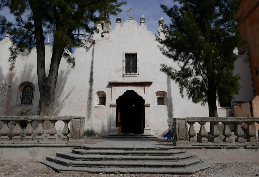 México Santuario de Atotonilco Ciudades históricas de México para visitar
