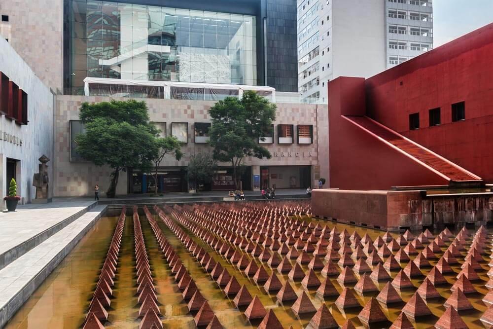 Museo de la Memoria y la Tolerancia Descubriendo la Ciudad de México a través de sus museos