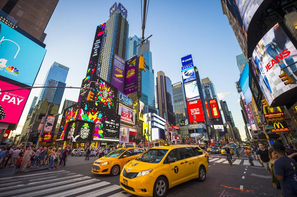 Nueva York 10 ciudades para visitar en los Estados Unidos