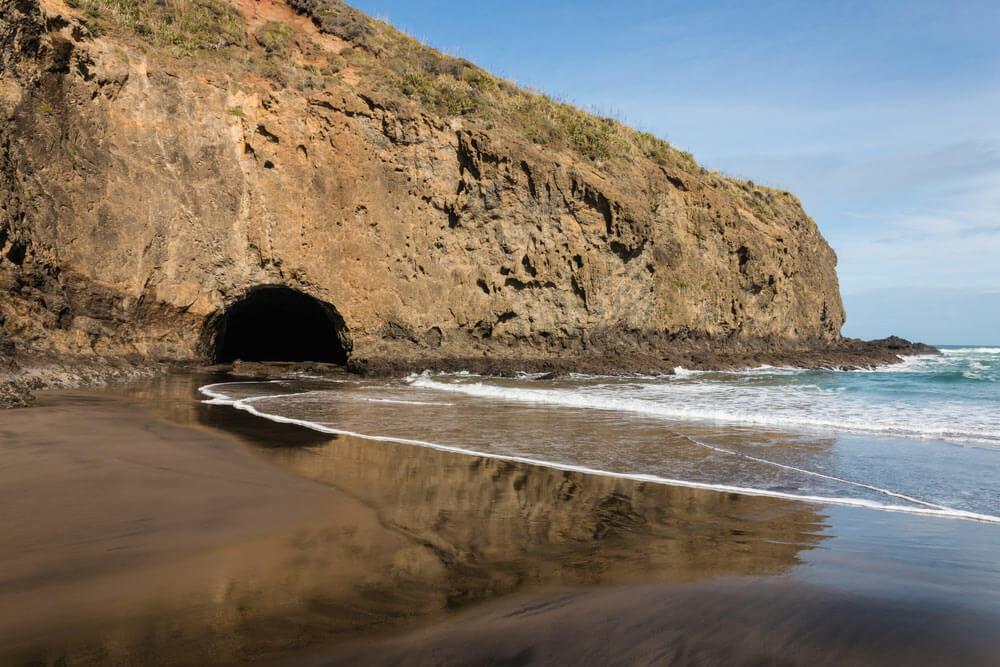 Nueva Zelanda Bethells Beach 10 destinos imperdibles en Nueva Zelanda