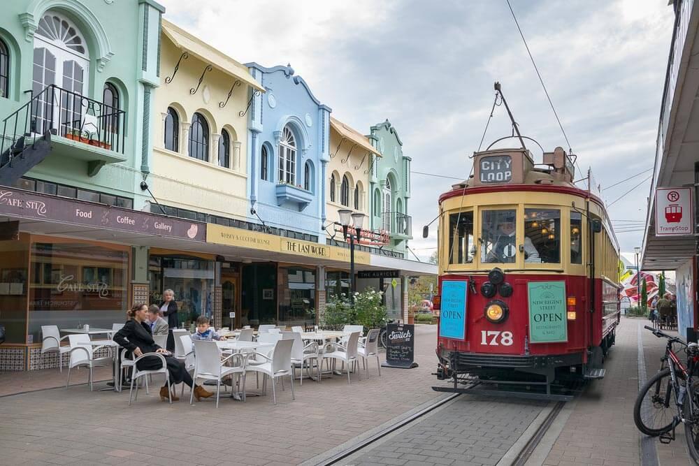 Nueva Zelanda Christchurch 10 destinos imperdibles en Nueva Zelanda