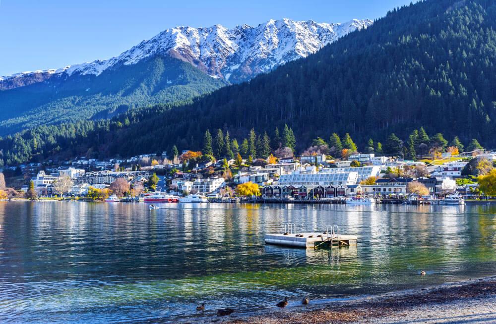 Nueva Zelanda Queenstown 10 destinos imperdibles en Nueva Zelanda