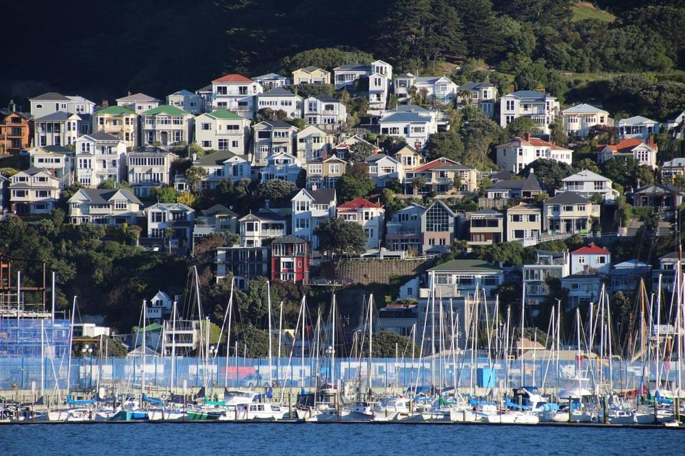Nueva Zelanda Wellington 10 destinos imperdibles en Nueva Zelanda