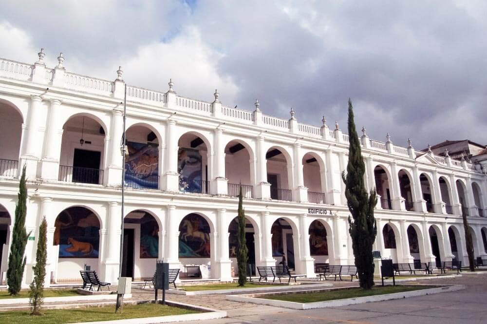 Palacio Municipal San Cristóbal de las Casas ¿Qué hacer en San Cristóbal de las Casas, México?