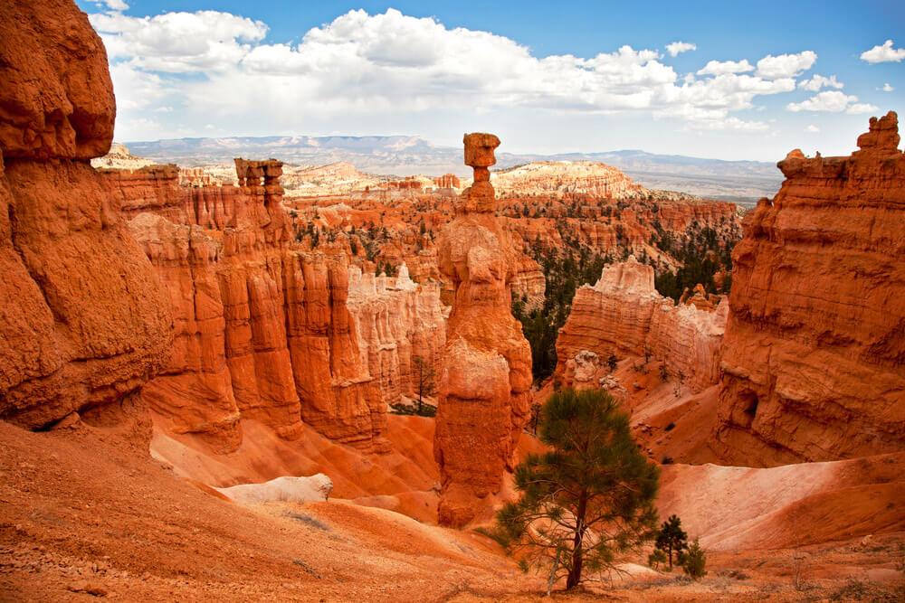 Parque Nacional de Bryce Canyon 10 ciudades para visitar en los Estados Unidos