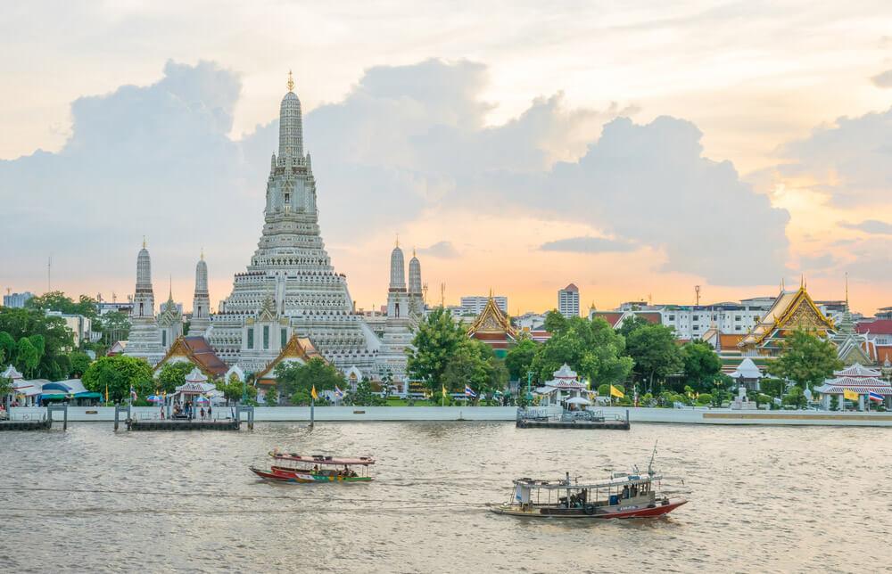 Templo Wat Arun 9 templos para visitar en Bangkok