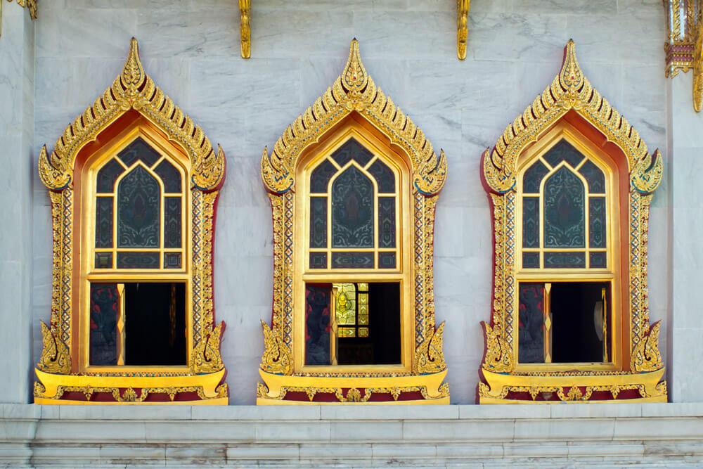 Templo Wat Benchamabophit 9 templos para visitar en Bangkok