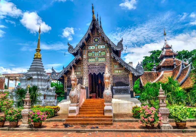 chiang mai tailandia Los mejores países para viajar este verano