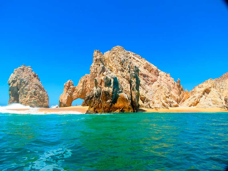 el arco mexico Los mejores países para viajar este verano