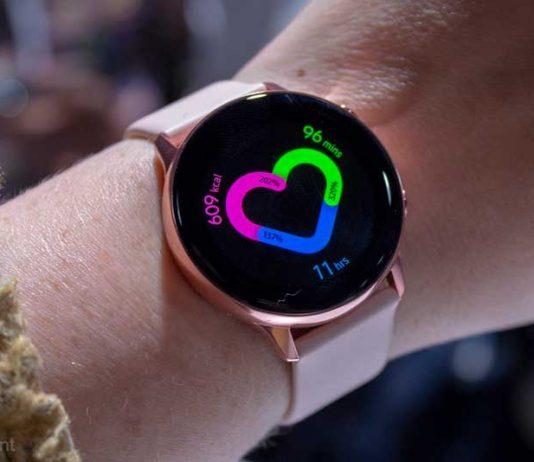 smartwatch de mujer