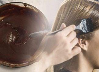 Coloreando el cabello