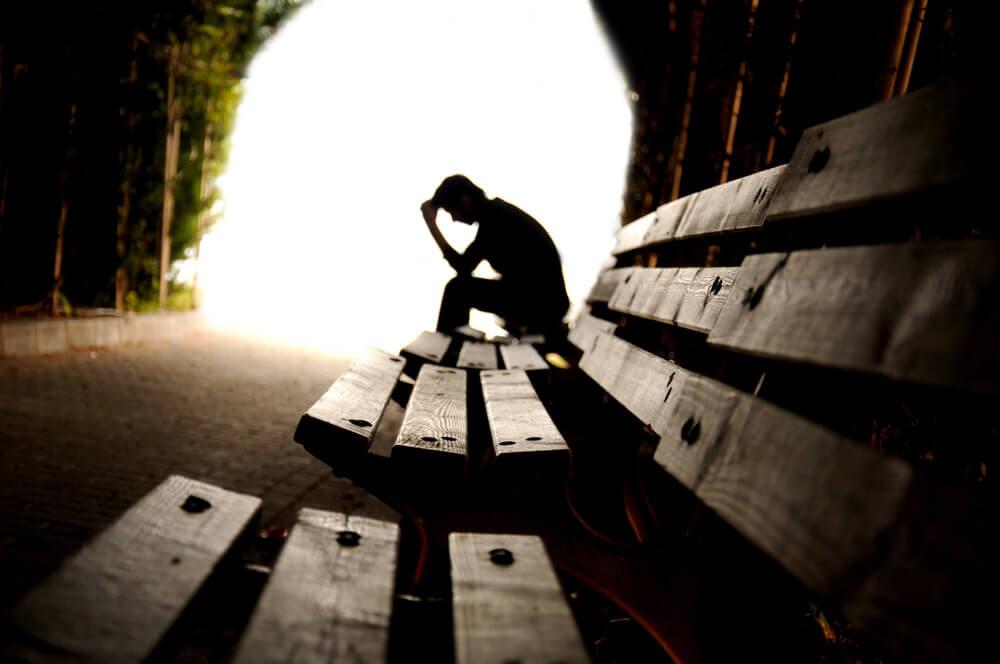 Depresion en el tunel El fenómeno de la caja, así es la depresión.
