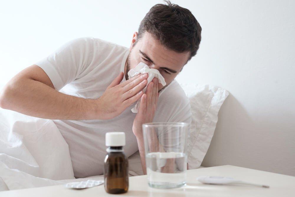 Jarabe contra el resfriado común ¡Otra vez no! resfriado común y tratamientos.