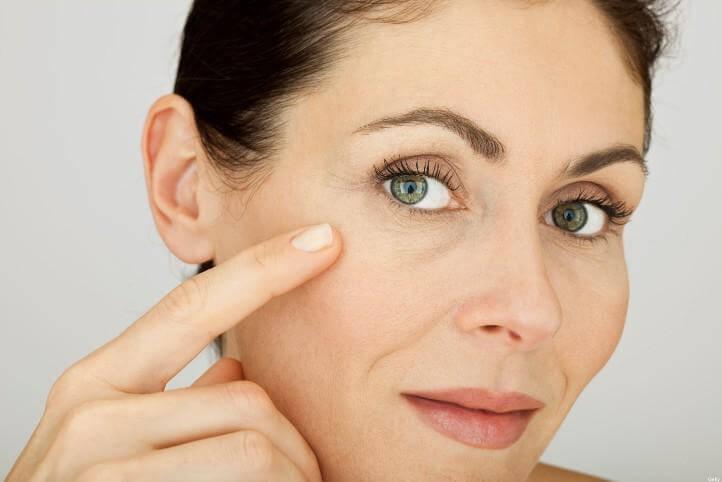 Reducir las arrugas