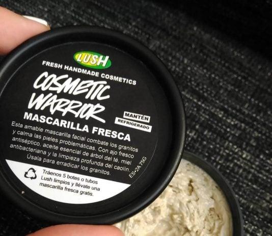 Refrigeración de los cosméticos