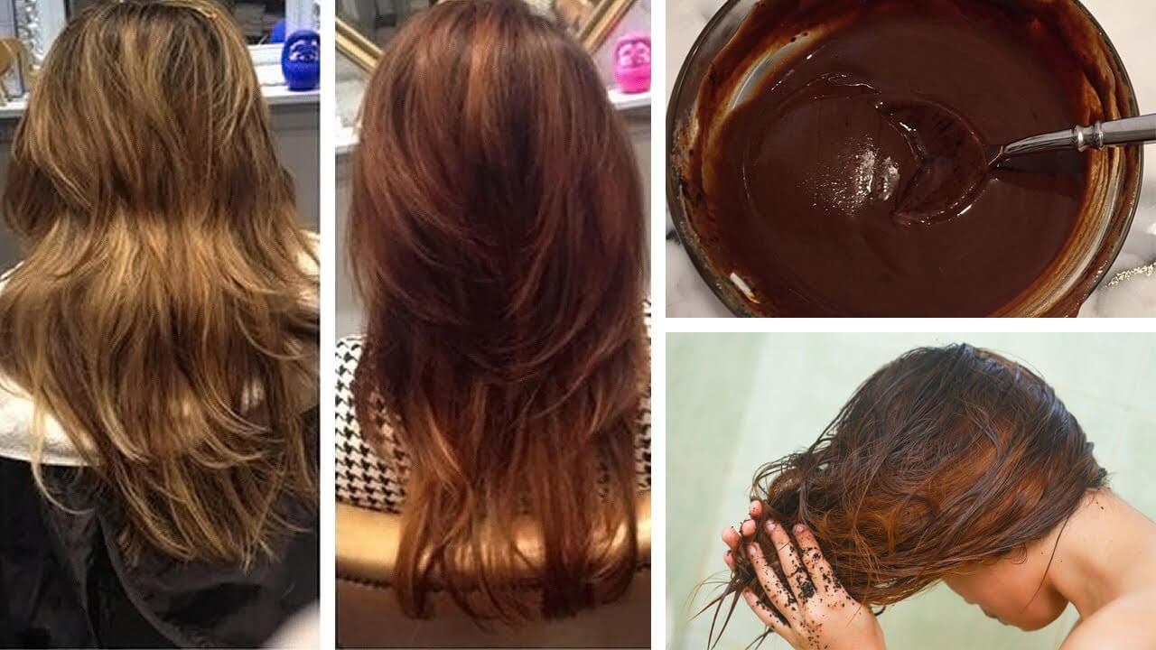 Tinte de cafe para el cabello 3 maneras de colorear tu cabello de forma natural