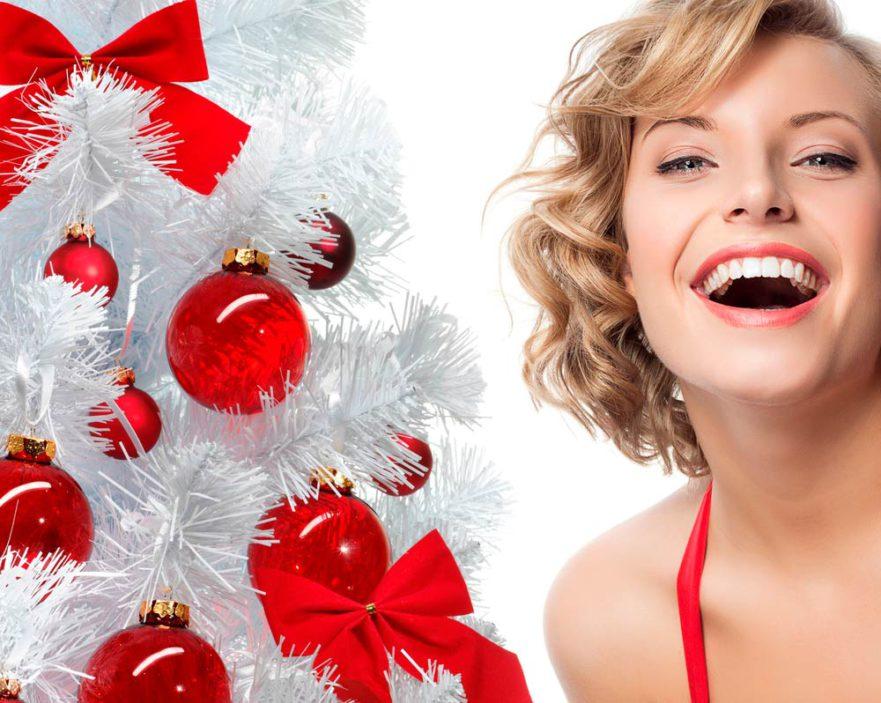 estar bella en Navidad. 7 consejos para estar bella en Navidad