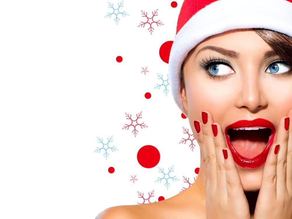 7 consejos para estar bella en Navidad