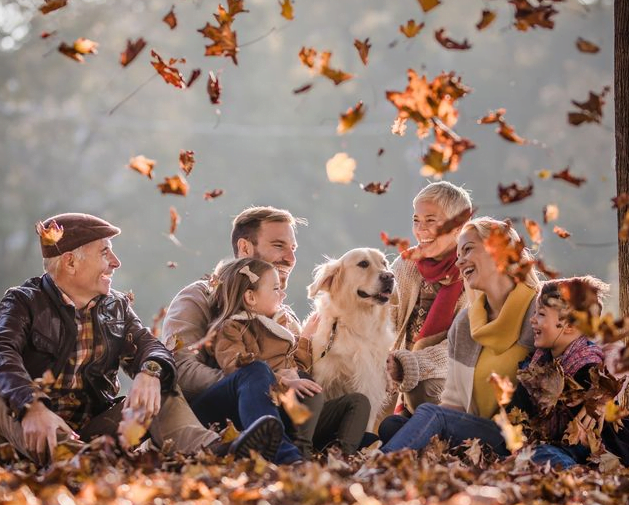 familiares fotos 6 Ideas originales para tus fotos familiares
