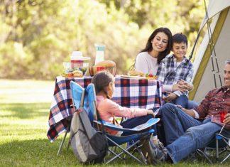 tips para planificar un camping en familia