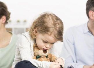 Cómo no afectar a los niños durante el divorcio