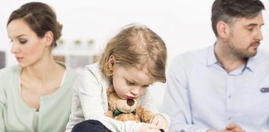 Cómo no afectar a los niños durante el divorcio 533x261 Home