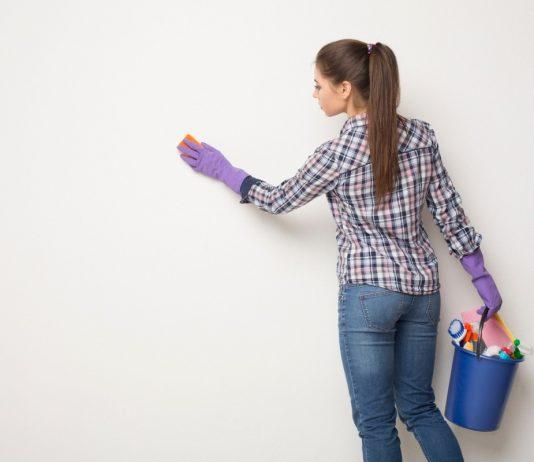 cómo limpiar las paredes de tu hogar u oficina 534x462 Home