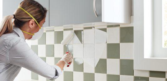 cómo pintar azulejos en el hogar 533x261 Home