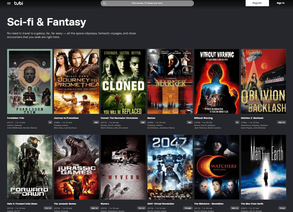 páginas para ver películas gratis online Páginas para ver películas gratis en casa: las 10 mejores opciones