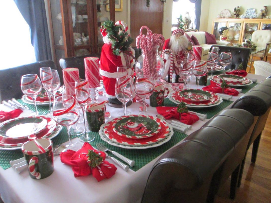 Las mejores ideas para decorar la mesa en Nochebuena
