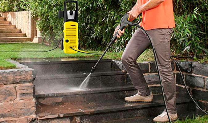 hidrolimpiadora jardin ¿Cómo elegir la mejor hidrolimpiadora para tu jardín?