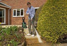 La mejor hidrolimpiadora para tu jardín