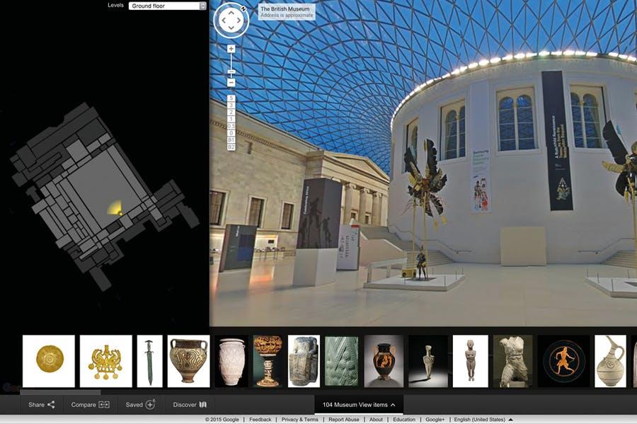 museos virtuales online gratis Los mejores Museos virtuales para visitar gratis