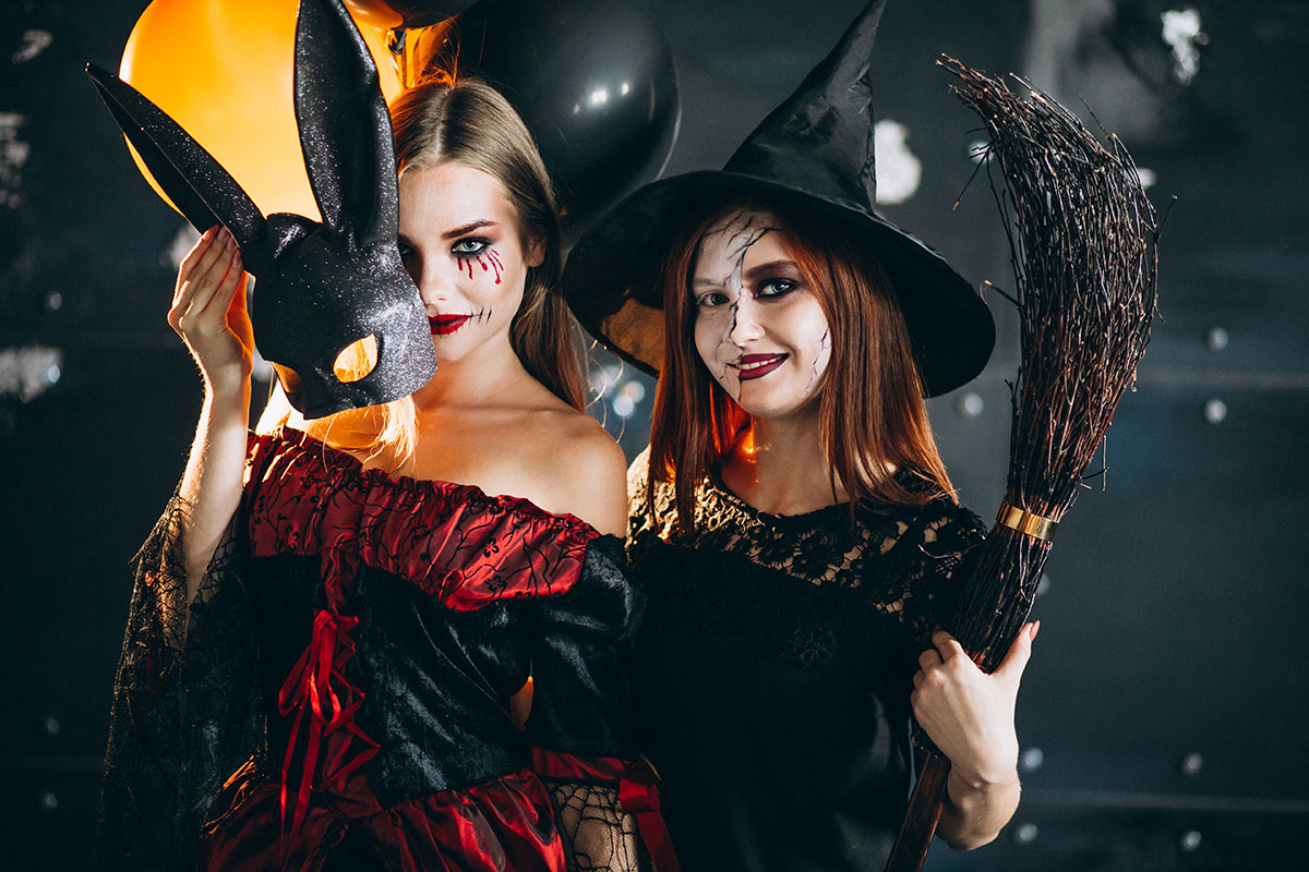 difraz halloween chicas Disfraces de Halloween. ¡Te damos las ideas más terroríficas!